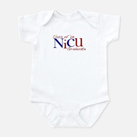 NICU Graduate 2009 Infant Bodysuit