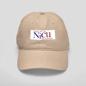 NICU Graduate 2009 Cap