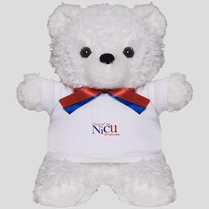 NICU Graduate 2009 Teddy Bear