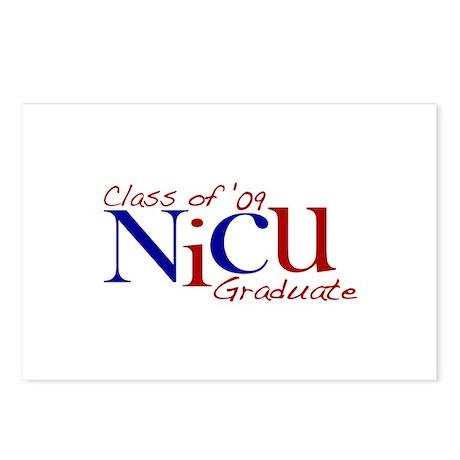 NICU Graduate 2009 Postcards (Package of 8)