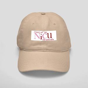 NICU Graduate 2009 (Pink) Cap