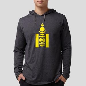 Soyombo Gold Long Sleeve T-Shirt