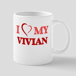 I love my Vivian Mugs