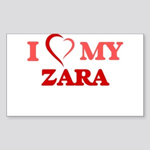 I love my Zara Sticker