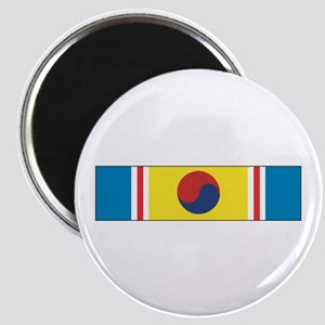 Korean War Service Magnet