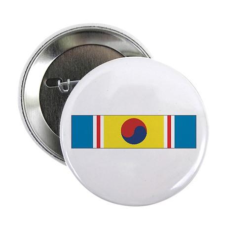 """Korean War Service 2.25"""" Button (10 pack)"""