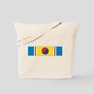 Korean War Service Tote Bag