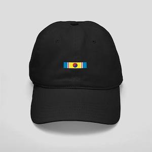 Korean War Service Black Cap