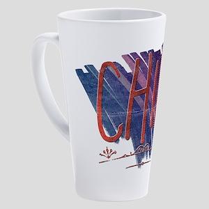 Chile 17 oz Latte Mug