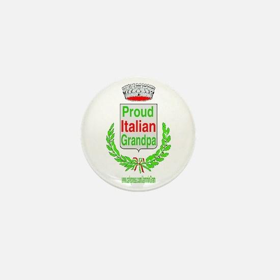 ITALIAN GRANDPA Mini Button