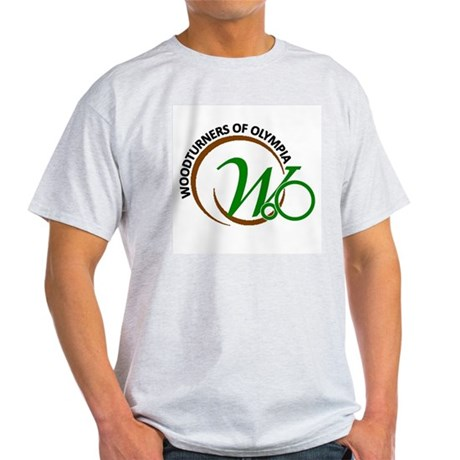 Woodturners Of Olympia Light T-Shirt