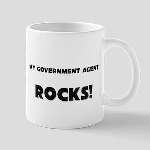 MY Government Agent ROCKS! Mug