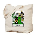 Surin Family Crest Tote Bag