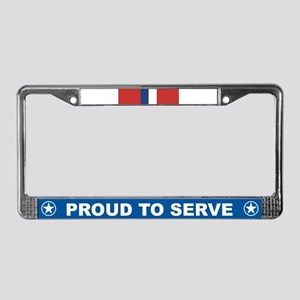 Philippine Liberation License Plate Frame