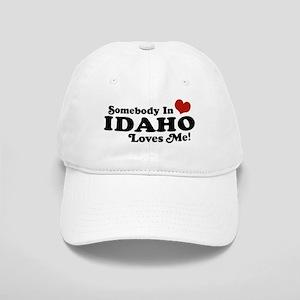 Somebody in Idaho Loves me Cap