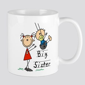 Swing Big Sister Little Brother Mug