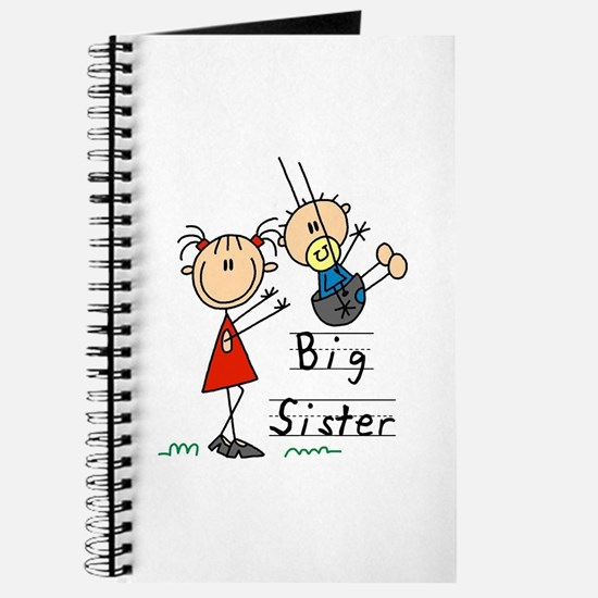 Swing Big Sister Little Brother Journal
