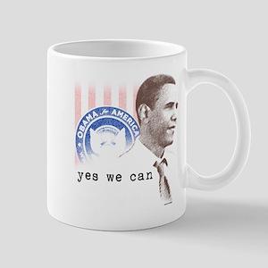 Seal of Obama: Mug