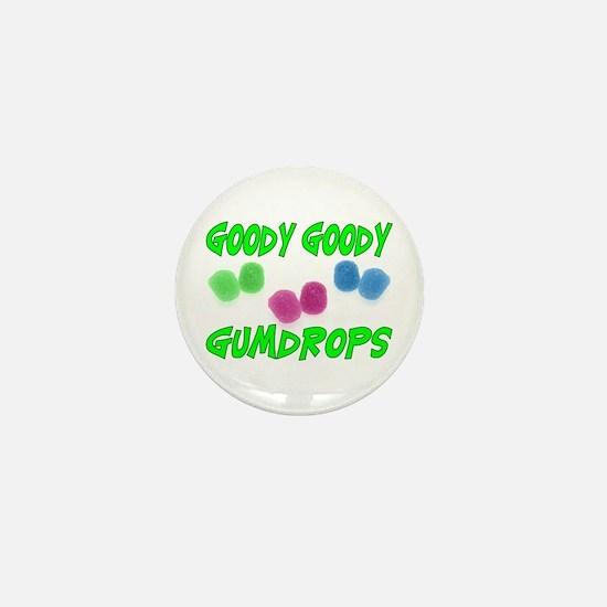 Goody Gumdrops Mini Button