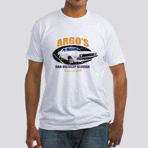 Argo's Car Delivery Fitted T-Shirt