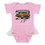 Hemi Muscle Car Baby Tutu Bodysuit