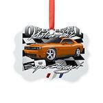 Hemi Muscle Car Ornament