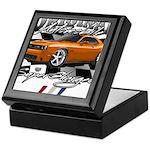 Hemi Muscle Car Keepsake Box
