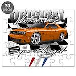 Hemi Muscle Car Puzzle