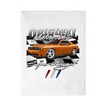 Hemi Muscle Car Twin Duvet Cover