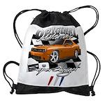 Hemi Muscle Car Drawstring Bag