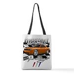 Hemi Muscle Car Polyester Tote Bag