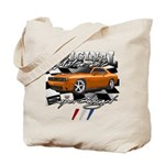 Hemi Muscle Car Tote Bag