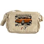 Hemi Muscle Car Messenger Bag