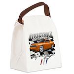 Hemi Muscle Car Canvas Lunch Bag