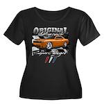 Hemi Muscle Car Plus Size T-Shirt