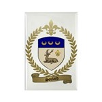 SOULARD Family Crest Rectangle Magnet
