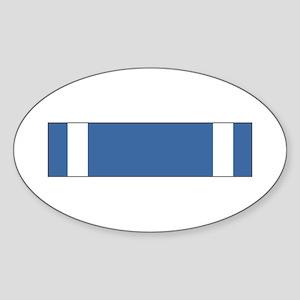 Republic of Yugoslavia Oval Sticker