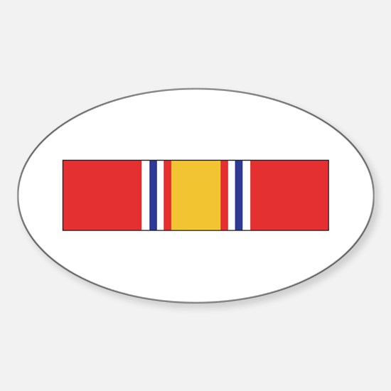 National Defense Oval Decal