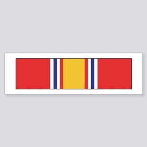 National Defense Bumper Sticker