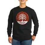 Genealogy Season Long Sleeve Dark T-Shirt
