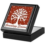 Genealogy Season Keepsake Box