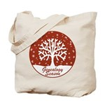 Genealogy Season Tote Bag