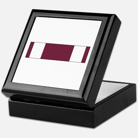 Meritorious Service Keepsake Box