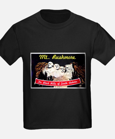 Mt Rushmore South Dakota (Front) T