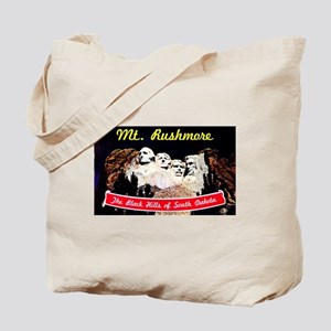 Mt Rushmore South Dakota Tote Bag