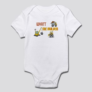 Wyatt the Builder Infant Bodysuit
