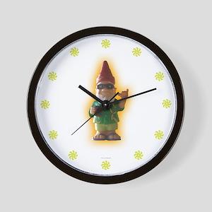 Gnome Small Wall Clock