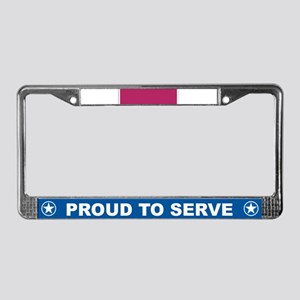 Legion of Merit License Plate Frame