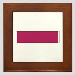 Legion of Merit Framed Tile
