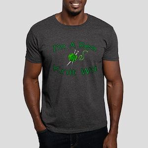 Knit Wit Dark T-Shirt
